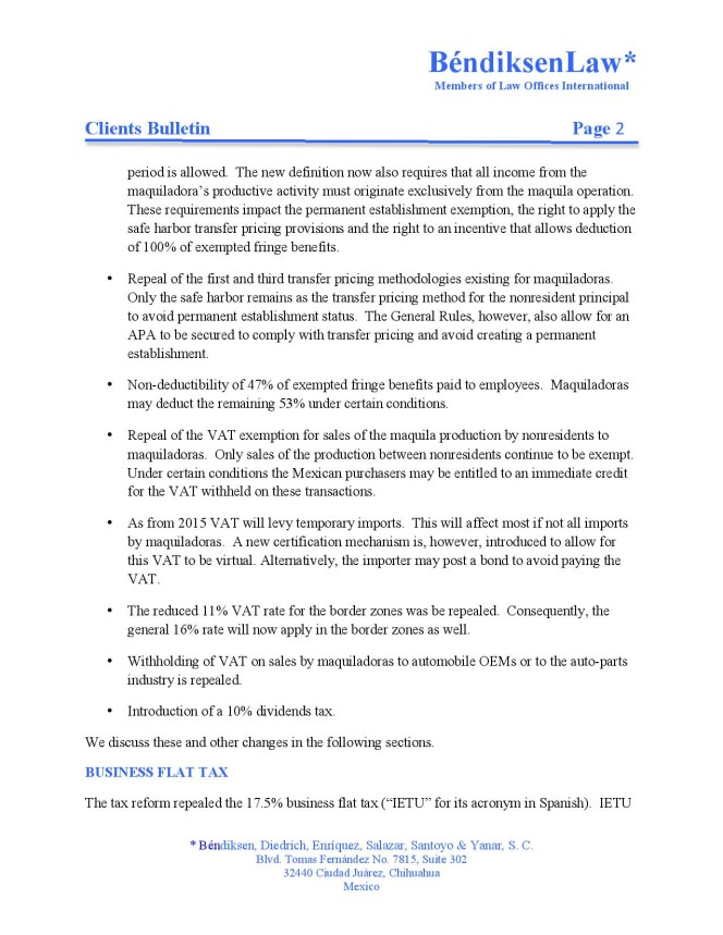 Maquiladora Tax Regime Under the 2014 Tax Reform v3-page-002